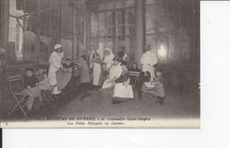 SEMINAIRE SAINT SULPICE   Les Petits Refugies Au Lavabo - Santé, Hôpitaux