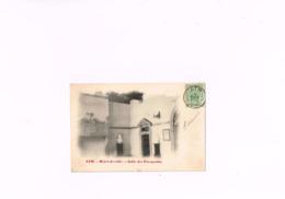 Ath Hotel De Ville Salle Des Pas Perdus,papeterie Mottrie Soeurs Ath,carte Postale Ancienne 1900. - Ath