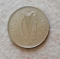 Eire, 1 Pound 1990 - Ierland
