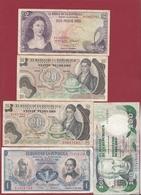 Colombie 5 Billets Dans L 'état - Kolumbien