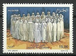 Algeria 2010 Mi 1633 MNH ( ZS4 ALG1633dav59A ) - Musique