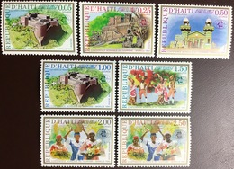 Haiti 1980 World Tourism Conference MNH - Haití