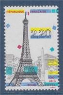 = Panorama De Paris Monuments De La Capitale N°2580 Neuf Centenaire De La Tour Eiffel - Ungebraucht