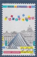 = Panorama De Paris Monuments De La Capitale N°2581 Neuf Pyramide Du Grand Louvre - Ungebraucht