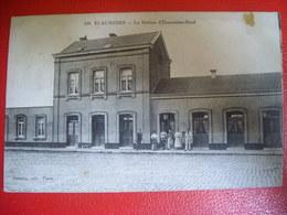 Ecaussines - La Station D'Ecaussines- Nord - Ecaussinnes
