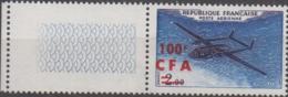 Y&T N° 58 Noratlas Réunion Surcharge CFA - Réunion (1852-1975)