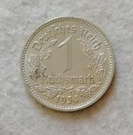 Germania 1 Marco 1934F - [ 4] 1933-1945 : Tercer Reich