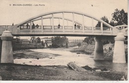 Algérie - MAISON CARREE - Les Ponts - Otras Ciudades