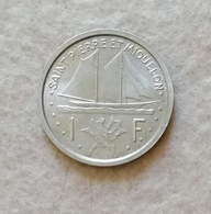Saint Pierre Et Miquelon 1F 1948 - Kolonies