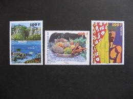 Polynésie: TB Série N° 831 Au N° 833 ,neufs XX . - Nuovi