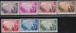Belgie  .  OBP .     356/362       .    *     .      Ongebruikt   . /  .   Neuf Avec Charniere - Unused Stamps