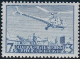 Belgie  .  OBP .     LP 25      .    *     .      Ongebruikt   . /  .   Neuf Avec Charniere - Belgique