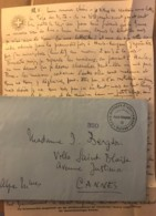 LAC Du Camp Militaire D'internement De Hasle Ruegsau En Suisse En Franchise - Prisonniers WW2 ? - Military Post