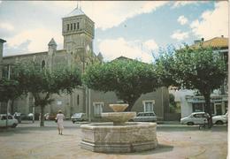 PORT LA NOUVELLE  - La Fontaine Au Village - Port La Nouvelle