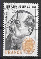 FRANCE 2030 Léon Henri Jouhaux . Prix Nobel De La Paix . Syndicaliste  . - Gebruikt