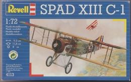 Spad XIII, Revell1/72e - Vliegtuigen