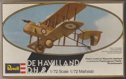 De Havilland DH2, Revell1/72e - Vliegtuigen