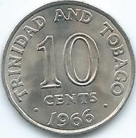 Trinidad & Tobago - 1966 - 10 Cent - KM3 - Trinité & Tobago