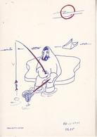 Paul Emile VICTOR    1985 - Altre Illustrazioni