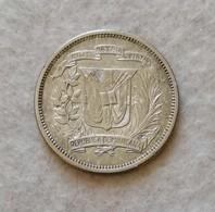 Republica Dominicana 20 Centavos 1951 (Argento 900) - Dominicana