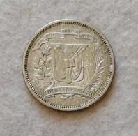 Republica Dominicana 20 Centavos 1951 (Argento 900) - Dominicaine