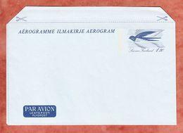 Aerogramme LF 12 Schwalbe, Ungebraucht (93862) - Entiers Postaux