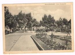 XW 1815 Salsomaggiore Terme (Parma) - Viale Romagnosi / Viaggiata 1948 - Italien