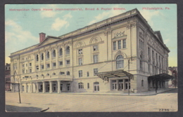 115154/ PHILADELPHIA, Metropolitan Opera House - Philadelphia