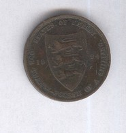 1/24 Shilling Jersey 1894 - Jersey