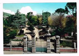 XW 1819 San Severino Marche (Macerata) - Giardini Pubblici / Viaggiata 1966 - Italia