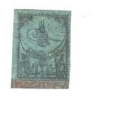 TURKEY1863:Michel 3IIxa Used  Cat.Value100Euros - Used Stamps