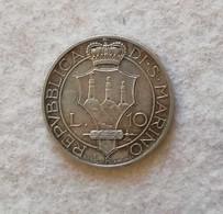 San Marino L.10 1935 - San Marino