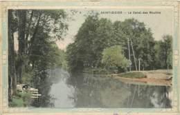 SAINT DIZIER LE CANAL DES MOULINS - Saint Dizier