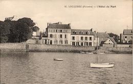 29 - LOCQUIREC - L'HÔTEL DU PORT - Locquirec