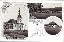1902 - Andelska Hora Ve Slezsku  Okres BRUNTAL , Gute Zustand, 2 Scan - Tchéquie