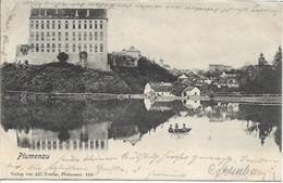 1903 - PLUMLOV  Plumenau  Okres PROSTEJOV , Gute Zustand, 2 Scan - Czech Republic