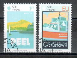 Insel Man / Isle Of Man / Ile De Man 2017 EUROPA Satz/set Gestempelt/used - 2017