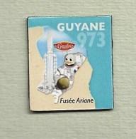 """Magnets. Magnets """"Le Gaulois"""" Départements Français. Guyane (973) - Publicitaires"""