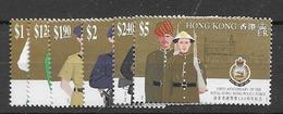 1994 MNH Hong Kong Mi 713-18 Postfris** - Hong Kong (...-1997)