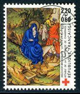N°YT 2498 - Croix-Rouge 1987 - Oblitérés