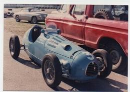 3 Photos Originales,  SIMCA GORDINI 11 T , Delahaye Type Le Mans, Porsche 356 Carrera,1961 - Automobiles