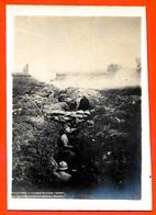 Petite PHOTO Photographie Américaine Guerre 1914 - 1918 - Tranchées Sur Le Front - Grenades ** Militaria Poilus - War, Military