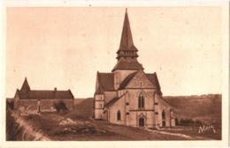 CPA 02 (Aisne) Saint-Pierre-Aigle - L'église TBE - Andere Gemeenten