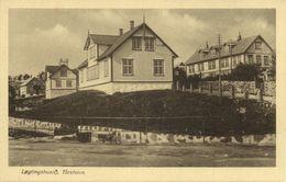 Denmark, Faroe Islands, TORSHAVN, Løgtingshusið, Parliament (1930s) Postcard - Islas Feroe