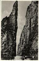 Denmark, Faroe Islands, STREYMOY, Vestmannabjørgini (1950s) Postcard - Islas Feroe