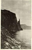 Denmark, Faroe Islands, Trøllkonufingur (1950s) Postcard - Islas Feroe