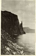 Denmark, Faroe Islands, Trøllkonufingur (1950s) Postcard - Faroe Islands