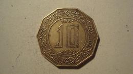 MONNAIE ALGERIE 10 DINARS 1981 - Algeria