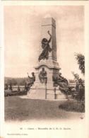 CPA 02 (Aisne) Guise - Mausolée De Jean-Baptiste André Godin TBE édit. Bonnefoix-Collot - Guise
