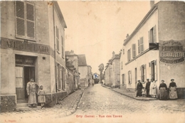 ORLY RUE DES CAVES - Orly